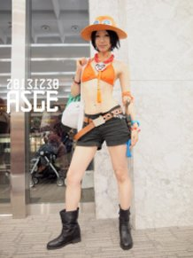 ONE PIECE : ASCE