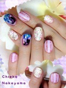 Tangled Nails