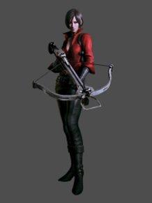 Ada Wong ★Artwork: Resident Evil 6