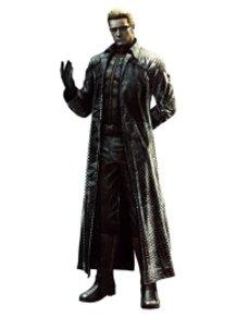 Albert Wesker ★Artwork: Resident Evil 5