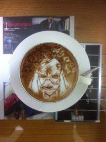 Amazing Latte art!