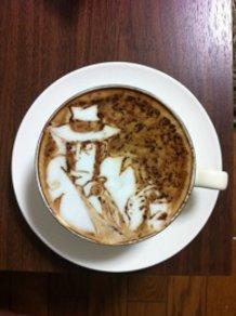 latte art ~zenigata~