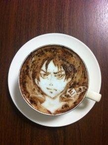 latte art ~Ellen ~