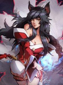 Foxy Ahri