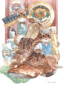 Squirrel Shoeshiners