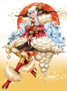 Year of the Sheep Greeting