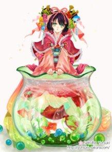 """金魚姫 """"Kingyo-hime"""""""