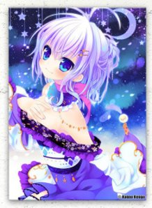 "Textile Panel Art: Konno Kengo's ""Hanasakishi -Kira Kira no Uta Last Day-"""