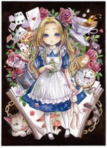 alice in wonder book