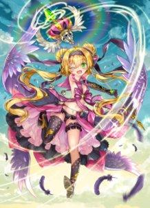 Black Wing-chan