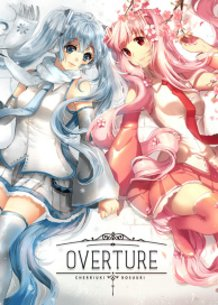 Overture: Vocaloid Illust Fanbook