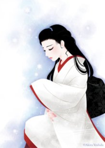 "Japan Beauty ""Snow Flowers"""