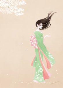 Overflowing Sakura