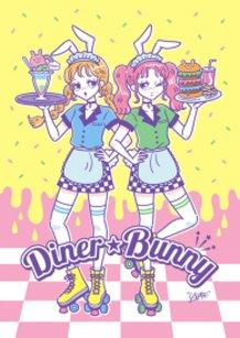 Diner Bunny