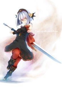 Sword Rampage!!