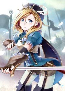 oath sword