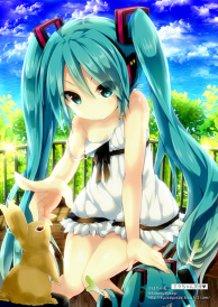 Miku-chan the Angel