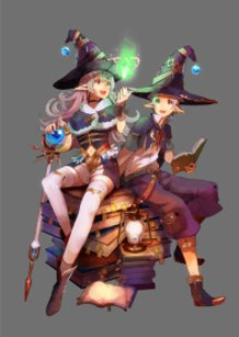 twins magician
