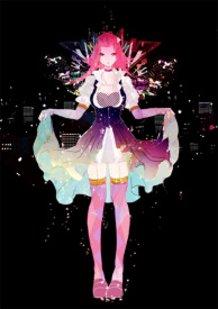 Aki Izayoi from Yugioh 5d's