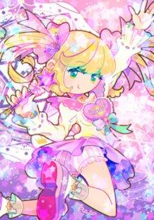 Magic Circle Girl