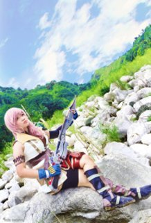 Final Fantasy XIII: Archylte Steppe