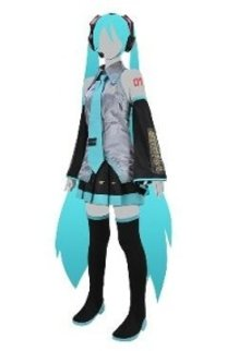 Good News for Cosplayers: Official Hatsune Miku Costume Announced!