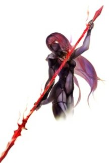Scathach Fate/Grand Order