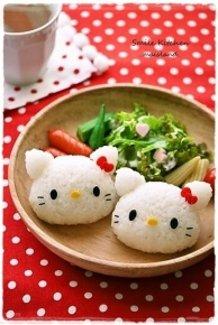 Hello Kitty Lunch Dish