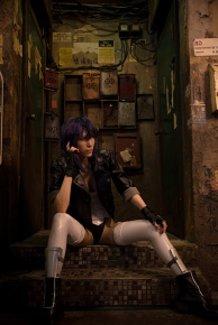GHOST IN THE SHELL S.A.C ; Motoko Kusanagi