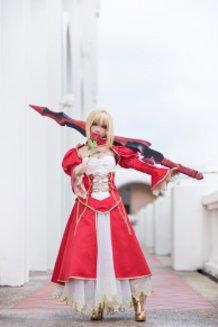 Fate/Grand Order - Nero Cladius