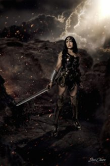 Wonder Woman: Is She With You?