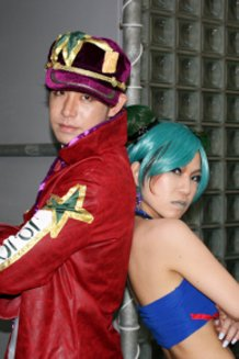 Amazing Cosplayers in Wonder Festival 2012