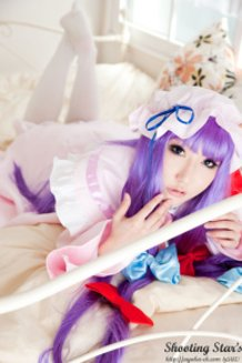 Touhou - Patchouli Knowledge