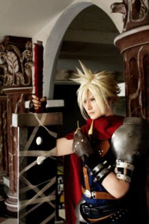 Cloud Strife ( Kingdom Hearts )