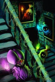 Ocarina of Time: Poe Sisters