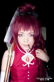 Kyouko Cosplay(Madoka Magica)