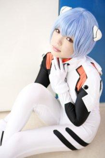 Rei Ayanami Cosplay(Neon Genesis EVANGELION )