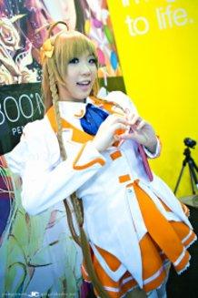 Anime Festival Asia (AFA) 2012 in Singapore!