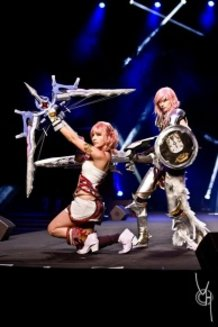 Lightning and Serah, Final Fantasy XIII 2