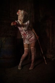 silent hill-Bubble head nurse