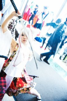"2012 Winter ""Comiket"" Cosplayer"