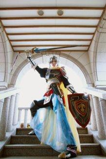 FF Warrior of Light