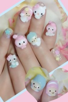 Sanrio Nails ♪