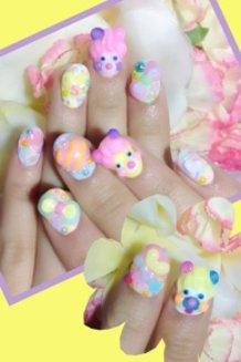 Popples Nails♪