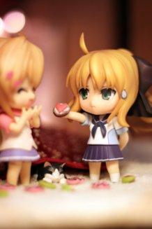 Happy Valentine's Day Rin !