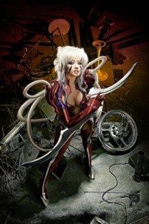 WitchBlade - Amaha Masane