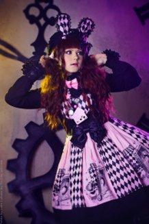 Alice Lolita. Luka