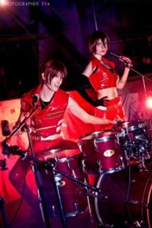 Vocaloid - Meito and Meiko