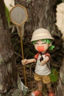 Yotsuba's Cicada Hunting