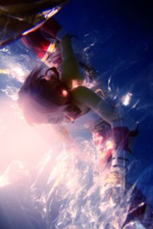 SERAH FARRON CRYSTAL Under Water